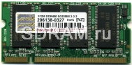 512MB DDR PC3200 SO-DIMM CL3 Transcend x8