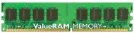 2GB DDR2 PC6400 DIMM ECC Reg with Parity CL6 Kingston ValueRAM dual rank x8