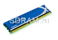 6GB DDR3 PC12800 DIMM CL9 9-9-9-27 Kingston HyperX kit of 3 XMP